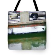 Canal 4-3 Tote Bag