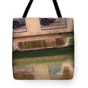 Canal 5-3 Tote Bag