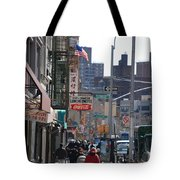 Canal And Eldridge Tote Bag