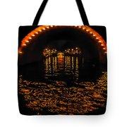 Canal At Night - Amsterdam Tote Bag