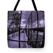 Canal De Lachine Underpass  Tote Bag