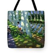 Canal Du Midi France Tote Bag