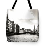 Canal Life Tote Bag