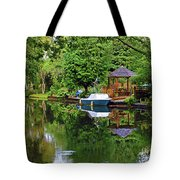 Canal Living Tote Bag