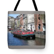 Canal Lunch Tote Bag