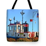 Canal Park Dry Dock Tote Bag