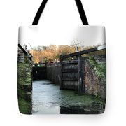 Canal Rocks Tote Bag