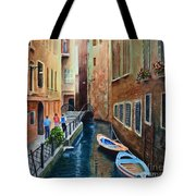 Canal St. Tote Bag