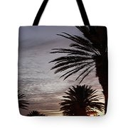 Canal Street At Dusk Tote Bag
