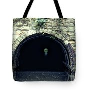 Canal Tunnel Tote Bag