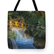 Canal View  Tote Bag