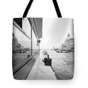 Canale Riflesso Tote Bag