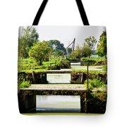 Canals And Bridges Tote Bag