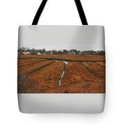 Canals To The River Tote Bag