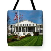 Canandaigua Yacht Club Tote Bag