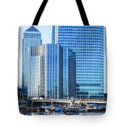 Canary Wharf 10 Tote Bag