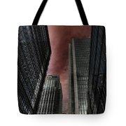 Canary Wharf Tote Bag
