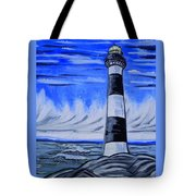 Canaveral Lighthouse Tote Bag