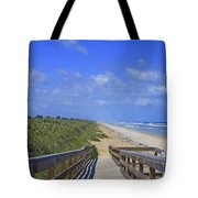 Canaveral Walkway Tote Bag