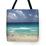 The Best View Of The Beach Tote Bag