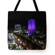 Cancun Mexico - Downtown Cancun Tote Bag