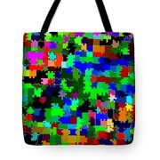 Candid Color 2 Tote Bag