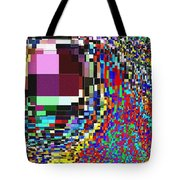 Candid Color 7 Tote Bag