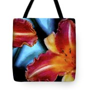 Candied Daylilies 1230 Dp_2 Tote Bag