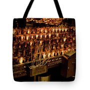 Candle Offerings St. Patrick Cathedral Tote Bag