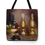 Candle Sticks Tote Bag