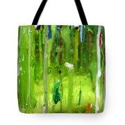 Candleholder Glow Tote Bag