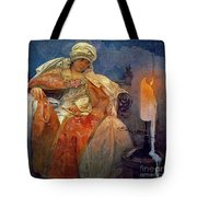 Candlelight 1911 Tote Bag