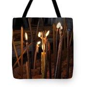 Candles Tote Bag