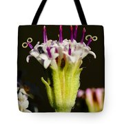 Candles On A Flower Cake Tote Bag