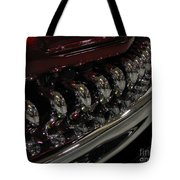 Candy Apple Bullets Tote Bag