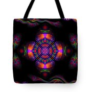 Candy Art Tote Bag