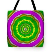 Candy Colors Liberation Tote Bag