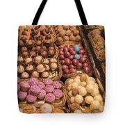 Candy Delights - La Bouqueria - Barcelona Spain Tote Bag