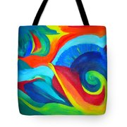 Candy Flip Tote Bag