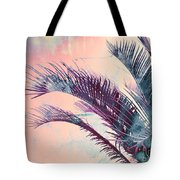 Candy Palms Tote Bag