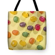 Candy Scattered Tote Bag