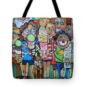 Candy Store Kids Tote Bag