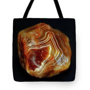 Candy Stripe Laker Tote Bag