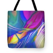 Candy Twist Tote Bag