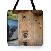 Canine Catering  Tote Bag