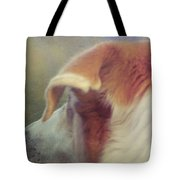 Canine Salvation Tote Bag