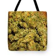 Cannabis Bowl Tote Bag
