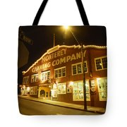 Cannery Row Tote Bag