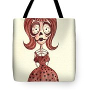 Cannibal Wednesday Tote Bag