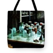 Canning Jars Ladles And Funnels Tote Bag
